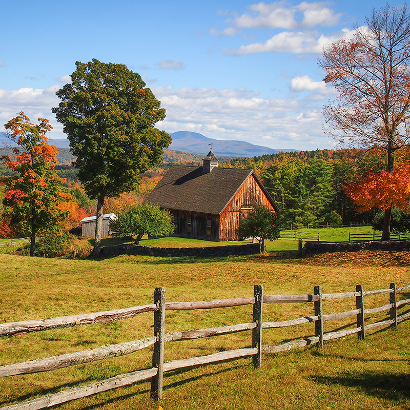 Reading vt real estate homes for sale land horse for Home builders in vermont